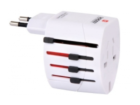 Skross Travel Adapter (WORLDEVO)