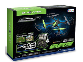 Sky Viper Video Streaming dron