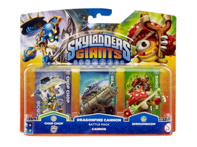Skylanders Giants Battle Pack (PS3,XBOX360) hračka