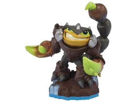 Skylanders Swap Force - Scorp alap figura