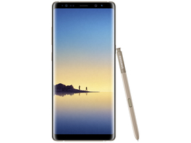 Samsung Galaxy Note8 (SM-G950) Dual SIM, Gold (Android)