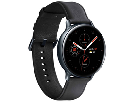 Smartwatch Samsung Galaxy Watch Active 2 (44mm, Stainless Steel), negru