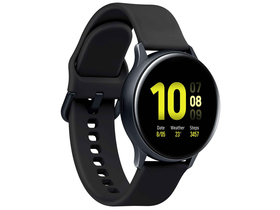 Samsung Galaxy Watch Active 2 okosóra (40mm, Aluminium), fekete