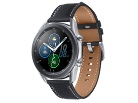 Samsung Galaxy Watch 3 (45mm) okosóra, ezüst