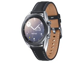 Samsung Galaxy Watch 3 (41mm) okosóra, ezüst