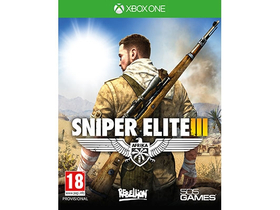 Sniper Elite V3 XBOX One softver igrica