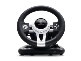 Spirit of Gamer volant - RACE WHEEL PRO 2, čierny