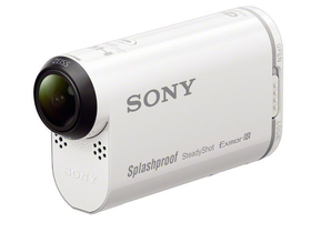Cameră cu toc Sony HDR-AS200VR