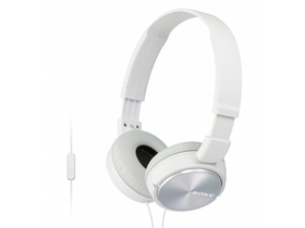 Headset Sony MDRZX310APW.CE7  Android/iPhone, alb