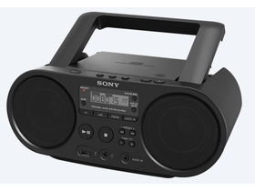 Radio-CD portabil Sony ZS-PS50 CD Boombox, negru