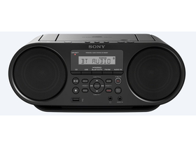 Radio-CD portabil Sony ZS-RS60BT CD Boombox Bluetooth®