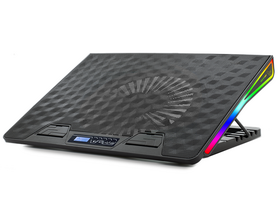 "Spirit of Gamer AIRBLADE 800 RGB notebook hűtőpad 17""-ig"