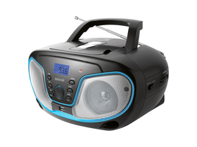 Sencor SPT 3310 prijenošljiv Bluetooth radio sa CD playerom, AUX/USB
