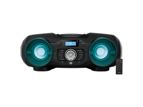 Sencor SPT 5800 prenosné Bluetooth CD rádio s AUX/USB