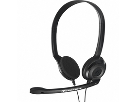 Casti Sennheiser PC 3 chat, negru