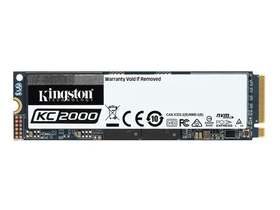 Kingston 500GB M.2 NVMe 2280 KC2000 (SKC2000M8/500G) SSD