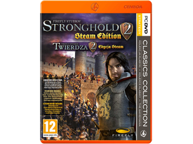Stronghold 2 CC (Classic Collection) Edition PC játékszoftver