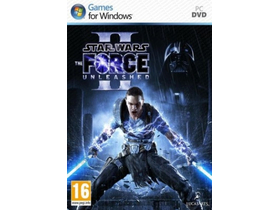 Star Wars The Force Unleashed II PC játékszoftver