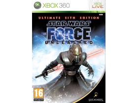 Joc software The Force Unleash Sith Edition Xbox 360