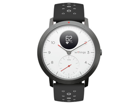 Withings Steel HR Sport pametna ura, bela (40mm)
