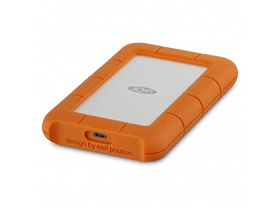 Hard disk extern LaCie 1TB Rugged USB 3.1 Type C