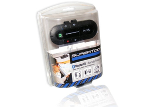 Set handsfree auto Supertooth SP_BUDDY