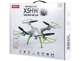 Syma X5HW Quadcopter Wifi камера 2.4Ghz, 4 канала