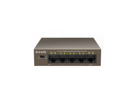 Tenda TEF1105P-4-63W 5-p PoE 10/100Mbps unmanaged Switch