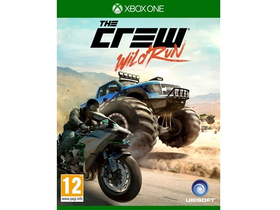 Joc software The Crew Wild Run Xbox One
