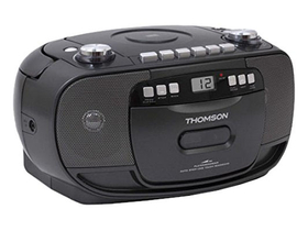 Radio-CD portabil Thomson RK200CD, boombox