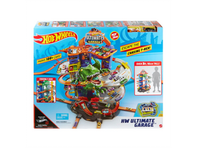 Hot Wheels T-rex Ultimate garázs