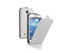 CellularLine Flap Essential  калъф Samsung Galaxy S4 Mini i9190  бял