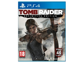 Joc software Tomb Raider - The Definitive Edition Eng PS4