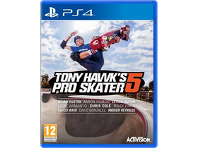 Software joc Tony Hawks Pro Skater 5 PS4