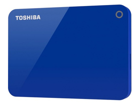 "Toshiba Canvio Advance 2,5""  1 TB USB 3.0, Blue"