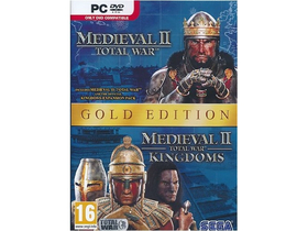 Игра Total War: Medieval II Gold Edition  за PC