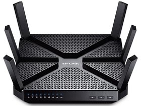 Безжичен рутер TP-LINK Archer C3200, Tri-Band Gigabit,wifi
