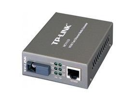TP-Link MC111CS single-mode 100M fiber
