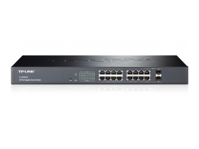 TP-LINK TL-SG2216 16port gigabit +2 port SFP Switch
