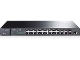 TP-LINK TL-SL3428 24port +2giga +2SFP switch