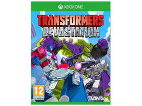 Joc software Transformers Devastation  Xbox One