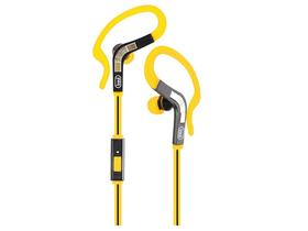 Trevi JS 659 M Sport fülhallgató mikrofonnal Sárga színben 480a92c79b