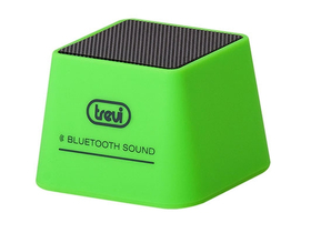 Мини говорител, Portable Mini Speaker Trevi XB 68 BT Bluetooth, зелен