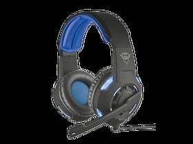 Trust GXT 350 Radius 7.1 gamer mikrofonos fejhallgató 34e9b4f2ad