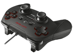 Trust GXT 540 drôtový gamer gamepad PC/PS3