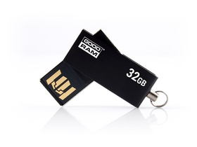 Goodram 32GB UCU2 USB 2.0 pendrive, fekete