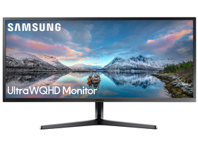 "Samsung S34J550W 34"" QHD 21:9 Freesync LED Monitor"