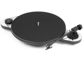Pick-up Pro-Ject Elemental, alb/negru
