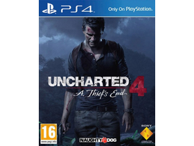 Uncharted 4: A Thief`s End szoftver PS4 igra