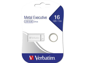 Verbatim Executive Metal 16GB, USB 2.0 pendrive